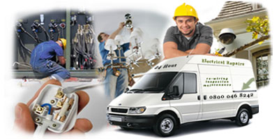 Knutsford electricians